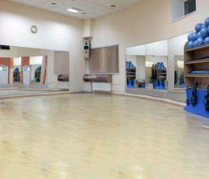 Изготовление зеркальных блоков для спортивных залов